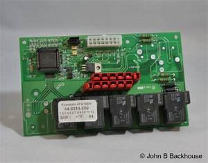 Countax Printed Circuit Board K18-50