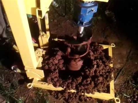 bor grounding bor tiang listrik bor sumur air tanah bor pondasi youtube