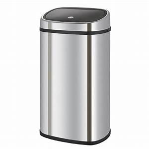 Poubelle Automatique Pas Cher : poubelle cuisine inox achat vente poubelle cuisine ~ Dailycaller-alerts.com Idées de Décoration