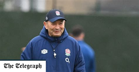 George Ford on the bench as Eddie Jones names unchanged ...