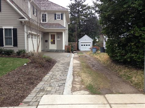 raves  nays  shared driveway  finally paved
