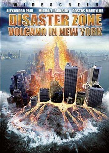 catastrophe volcan   york disaster zone volcano
