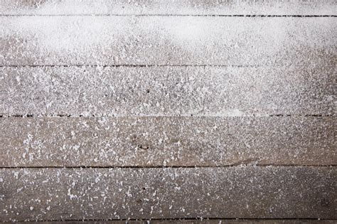 wood texture  snow christmas background stock