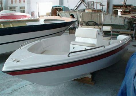 Small Fishing Boat Motor by 4 8m Small White Frp Fiberglass Fishing Boats For Sale