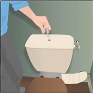 Réparer Une Chasse D Eau : r parer une chasse d eau qui fuit plomberie ~ Melissatoandfro.com Idées de Décoration