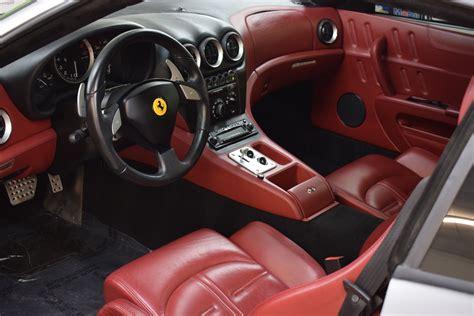 The ferrari f2004 was a car designed by scuderia ferrari for the 2004 formula one season. Used 2004 Ferrari 575M F1 For Sale ($104,997)   Track and Field Motors Stock #136096