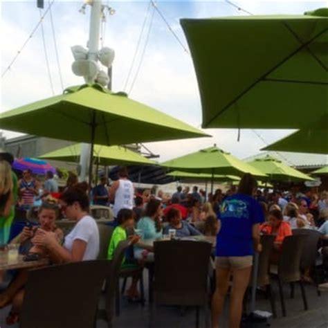 wharfside patio bar point pleasant wharfside patio bar 54 photos 86 reviews bars 101