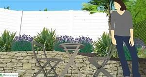 conception d39un amenagement paysager dans un petit jardin With amenagement d un petit jardin de ville 0 amenagement jardin de ville avec bassin marseille