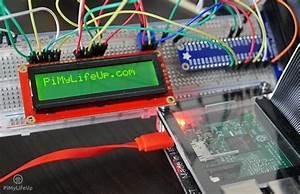 Raspberry Pi Lcd  How To Setup A 16x2 Lcd Display