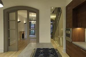 Botkier residence for Interior trim and door color ideas