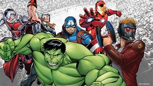 Marvel Characters To Appear at Super Hero Weekend ...