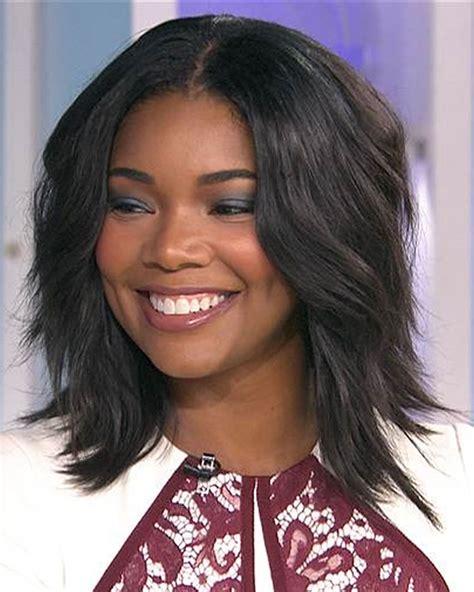 shoulder length black hair styles 2018 shoulder length medium hairstyles and hair color 4220