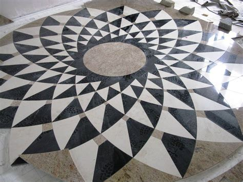 Granite Floor Design   ELM Marble & Granite