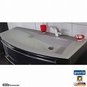 Waschtisch Set 120 Cm : puris crescendo badm bel als waschtisch set 120 cm glas links schmal impulsbad ~ Bigdaddyawards.com Haus und Dekorationen