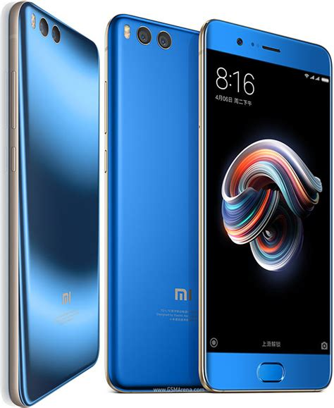 Xiaomi Mi Note 3 Pictures, Official Photos