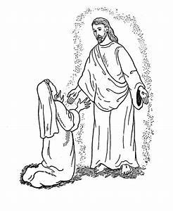 Gabriel And Mary Coloring Pages Coloring Pages
