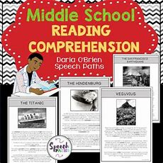 17 Best Images About Middle School Language On Pinterest  Problem Solving, Speech And Language