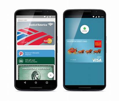 Pay Android Google Payment Nfc Service Card
