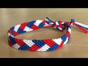 bracelet bresilien simple modèletresse débutant