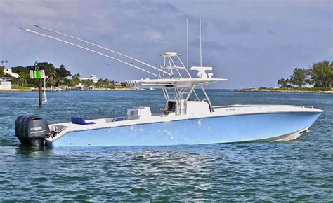 Fast Boat Miami To Bahamas by Bahama Boat Works 37 Bahama Center Console Boat Guide