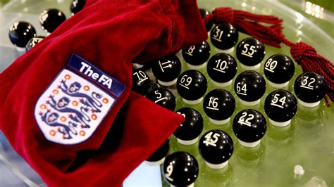 FA Cup draw results: 4th and 5th round - Manchester United ...