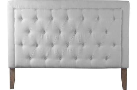 tissu capitonne pour tete de lit maison design hosnya