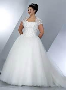 Plus Size Princess Ball Gown Wedding Dress