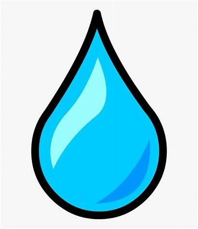 Water Drop Clipart Clip Droplets Droplet Transparent