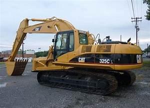 2002 Caterpillar 325c Excavator Hydraulic System Schematic Workshop Manual