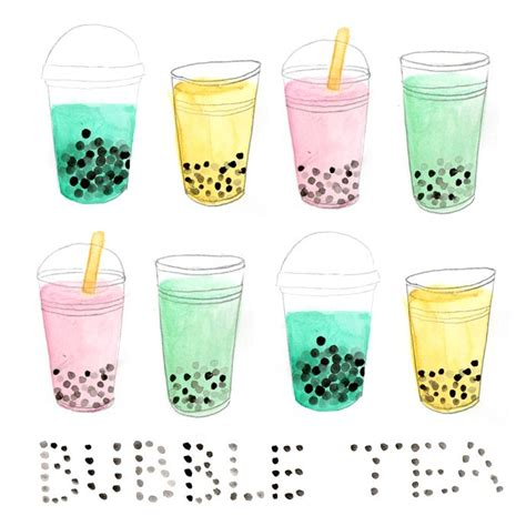 Diy boba tea origami is the perfect crafting project for boba tea lovers. my_brussels_mathilde_bel_bubble_tea | Bubble milk tea ...