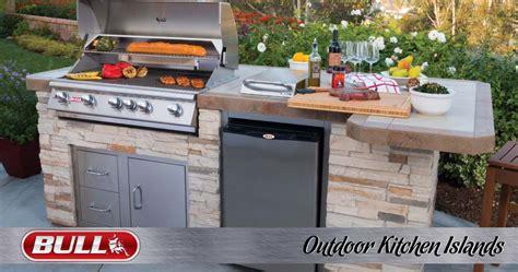 patio kitchen islands pre fabricated outdoor kitchen islands best in backyards 1426