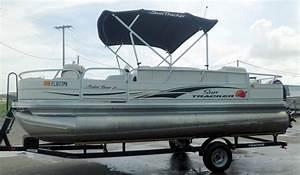 Sun Tracker Fishin Barge 21 2010 For Sale For  11 900