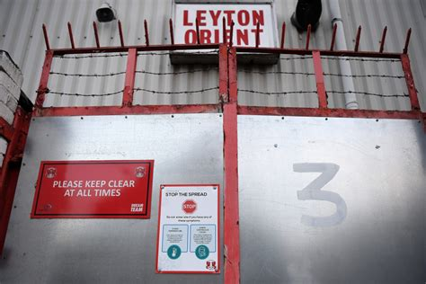 Tottenham Carabao Cup clash set to be called off as Leyton ...