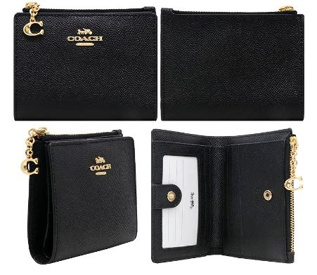 Coach signature strawberry print snap card case small wallet in khaki multitop rated seller. Coach Snap Card Case F73867 - Luxe Paradise