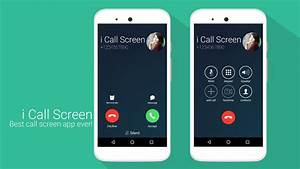 i Call screen Free + Dialer