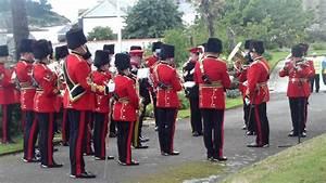 Royal Corps Of Signals Band At Fowey Wmv