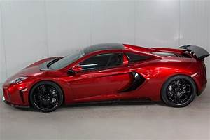 2013 McLaren MP4-12C Spyder Terso By FAB Design - Picture ...