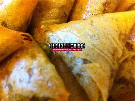 cuisine marocaine brick recette ramadan brick au poulet marocain