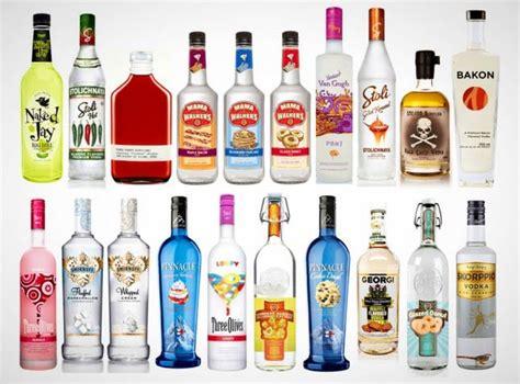 the 20 most unusual liquor flavors ever brit co