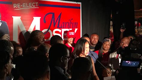 marilyn mosby wins  term  states attorney