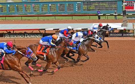 horse quarter jockeys ruidoso downs