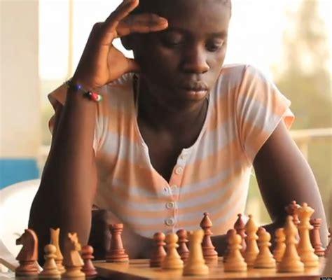 phiona mutesi  year  ugandan chess player
