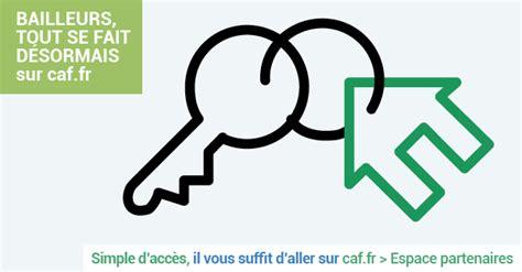 La caf conserve la possibilité d'administrer les habilitations en cas de difficultés. Offre bailleurs : mon compte Partenaire | Caf Touraine