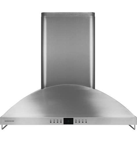 zvsdss monogram  wall mounted vent hood ge appliances parts