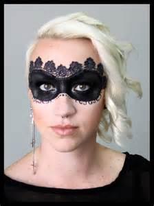 Halloween Makeup Masquerade Mask