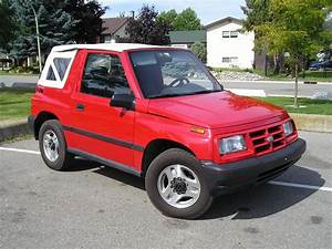 1993 Geo Tracker - Information And Photos