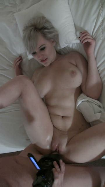 Teen Couple Having Sex Couch