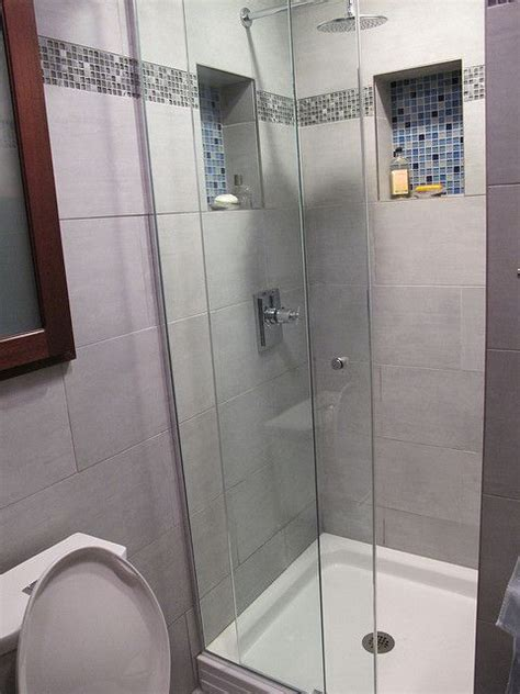 Stand Up Shower Ideas For Small Bathrooms by Stand Up Shower Designed And Installed By New York Design