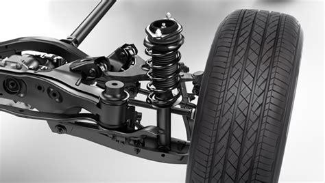 high performance suspension subaru technology centaur
