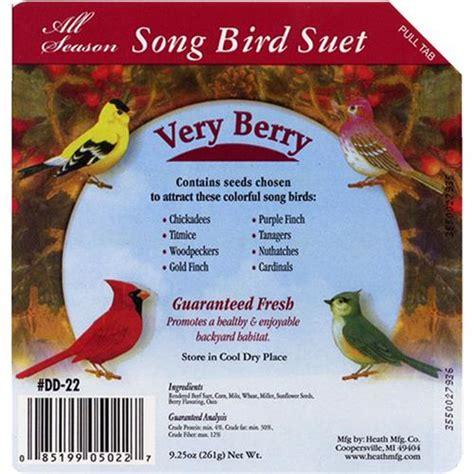 93004 Songbird Discount Code by Wholesale Songbird Suet Cake Berry Glw